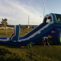 BigBlue Water Slide