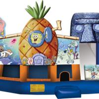 Sponge Bob Square Pants 5in1 Combo